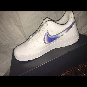 Nike Air Force Hologram